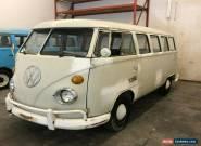 1970 Volkswagen Bus/Vanagon for Sale