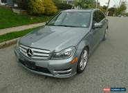 2013 Mercedes-Benz C-Class 4 Matic for Sale