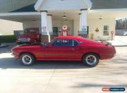 1969 Ford Mustang Mach I for Sale