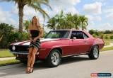 Classic 1969 Chevrolet Camaro Chevrolet for Sale