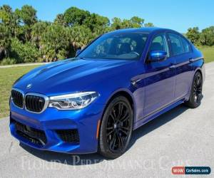 Classic 2018 BMW M5 for Sale