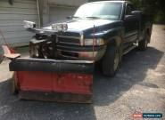 2001 Dodge Ram 2500 for Sale