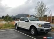 2018 Ford F-150 Platinum for Sale