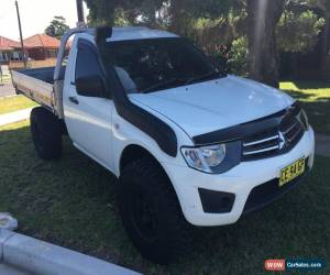 Classic 2011 MITSUBISHI TRITON MY2012 AUTO TURBO DIESEL UTE  for Sale