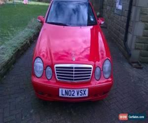Classic mercedes 230 clk advantage komp for Sale