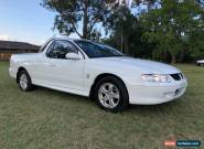Holden commodore VU Ute Spack low kms V6 auto for Sale