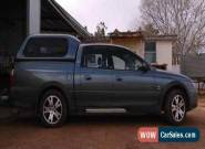 Holden Crewman Cross 8 (2005) Crew Cab Utility Automatic (5.7L - Multi Point... for Sale