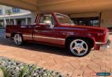 Classic 1987 Chevrolet C-10 SILVERADO C10 R10 HOT ROD for Sale