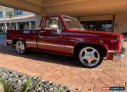 1987 Chevrolet C-10 SILVERADO C10 R10 HOT ROD for Sale
