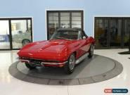 1965 Chevrolet Corvette Stingray Convertible for Sale