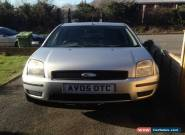 2005 FORD FUSION LPG CITY SILVER for Sale