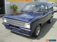 FORD ESCORT PANELVAN WINDOWLESS for Sale
