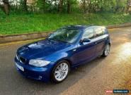 BMW 120d 1 Series M Sport Low Mileage  for Sale