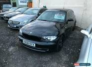 BMW 118 2.0TD 2008MY d SE for Sale