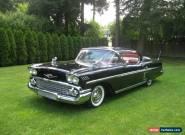 1958 Chevrolet Impala 2 door Impala Sport Coupe for Sale