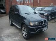 BMW X5 3.0i 2003MY  for Sale