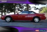 Classic 1991 Honda Prelude Si for Sale