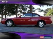 1991 Honda Prelude Si for Sale