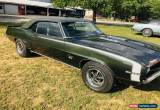 Classic 1969 Chevrolet Camaro 2dr Coupe for Sale