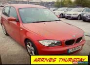2008 BMW 1 Series 2.0 118d SE 5dr for Sale