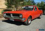 Classic hk ht hg holden ute for Sale