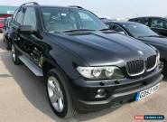 """2004 BMW X5 3.0 D SPORT AUTO - LEATHER, SATNAV, 19""""ALLOYS, CLIMATE, P/SENS for Sale"""