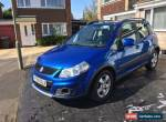 SUZUKI SX4 SZ4 2010 1.6 PETROL 5 DOOR HATCH V/LOW MILEAGE 44082 SERVICE HISTORY for Sale