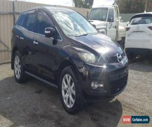 Classic 2007 MAZDA CX-7 LUXURY 2.3L TURBO PETROL 6SPD AUTO DAMAGED NO VIV ENGINE ISSUES for Sale