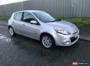 Renault Clio Dynamique Tomtom 1.2 petrol  for Sale