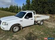 2008 Ford Ranger Ute single cab 2 x 4  for Sale