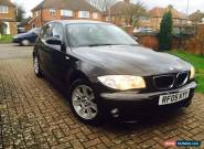 BMW 1 SERIES 118I AUTOMATIC SE SPEC NOT 116i, 118D, 120D, 120I  for Sale