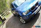 Classic Bmw x3 2.0d for Sale