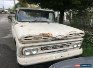 1961 Chevrolet Other Pickups Awesome for Sale