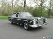 1972 Mercedes-Benz 280 SEL for Sale