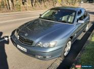 2005 WL Holden Statesman International for Sale