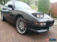 1995 BMW 840 CI AUTO BLACK 4.0 V8 E31 Sport coupe 286 bhp  for Sale