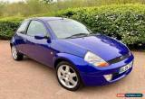 Classic 2004 Ford Ka 1.6 Sport SE 3dr for Sale