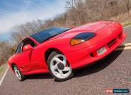1992 Dodge Stealth Hatchback R/T Turbo (STD is Estimated) for Sale