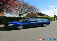Performance Blue Ford Mondeo ST220 Estate 2003 for Sale