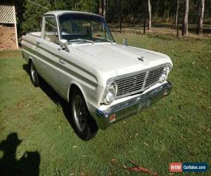 Classic 1965 Ford Ranchero / Falcon ute 302 Windsor 5 speed aircon not XM XP XR XT XW XY for Sale