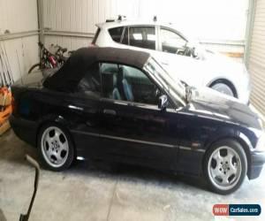 Classic BMW 328i Convertible 1995 E36 for Sale