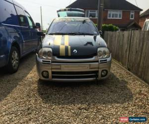 Classic Renault Clio F4r Sport 172 Phase 1 track ready  for Sale
