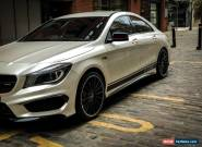 Mercedes Cla45 AMG  Unrecorded Damaged S3 Rs3 Golf R A45 C Class Bmw C63 M3 M4 for Sale