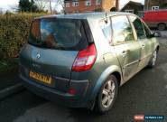 Renault Scenic 2 1.9 DCI Spares Repairs for Sale