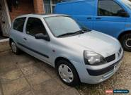 Renault Clio 1.2,  2002 for Sale