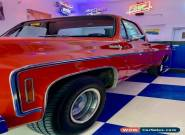 1974 Chevrolet C-10 Custom Deluxe for Sale