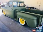 1957 Chevrolet Other Pickups Custom Cab for Sale