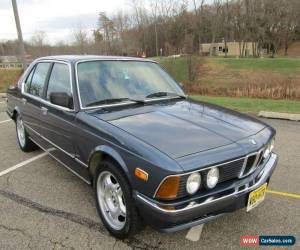 Classic 1986 BMW 7-Series for Sale