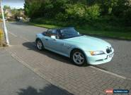 BMW Z3 1.9 AUTOMATIC LOW MILEAGE EXCEPTIONAL CONDITION VERY RARE for Sale