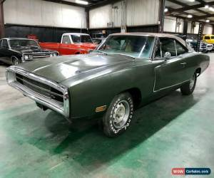 Classic 1970 Dodge Charger R/T Project for Sale